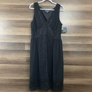 NWT Liz Claiborne Sleeveless Gown - Dress Size 14